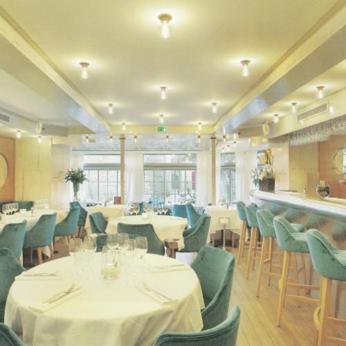 Salle de restaurant Le Grand